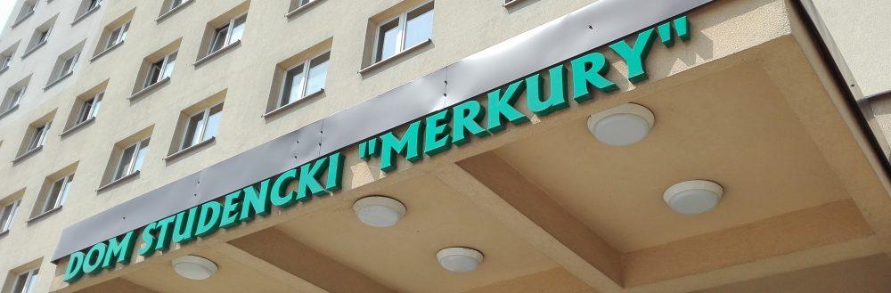 Dom Studencki MERKURY